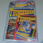 Thunderbirds 1992 colouring book play pack sealed